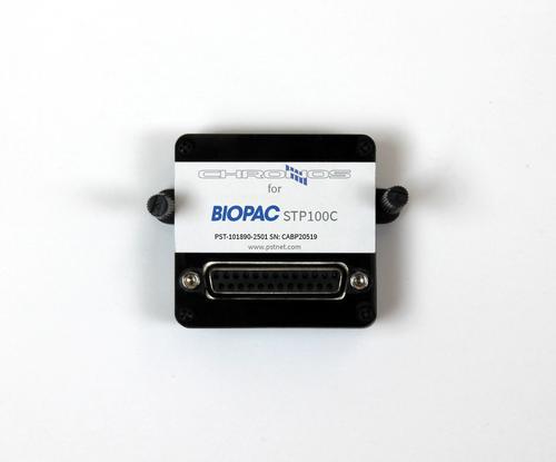 Chronos Adapter for BIOPAC STP100C
