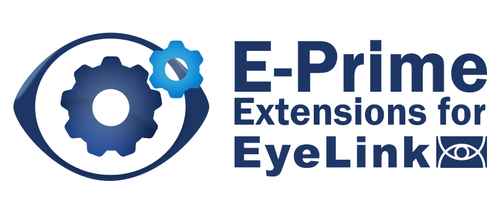 E-Prime Extensions for EyeLink 3.0