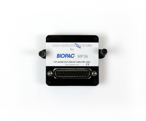 Chronos Adapter for BIOPAC MP36