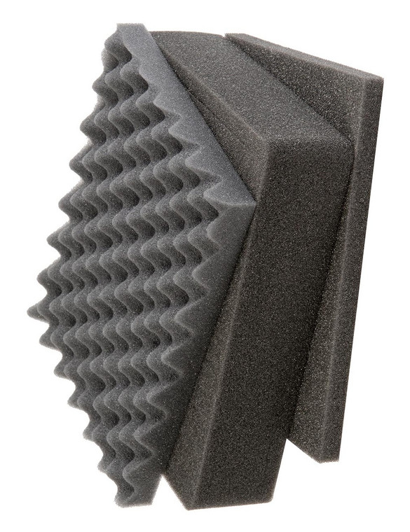 PELICAN - Pluck and Pull Replacement Foam Insert Kits (Pick a Size)