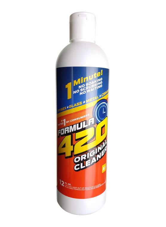 FORMULA 420 - Original Formula 420 Cleaner - 12 oz
