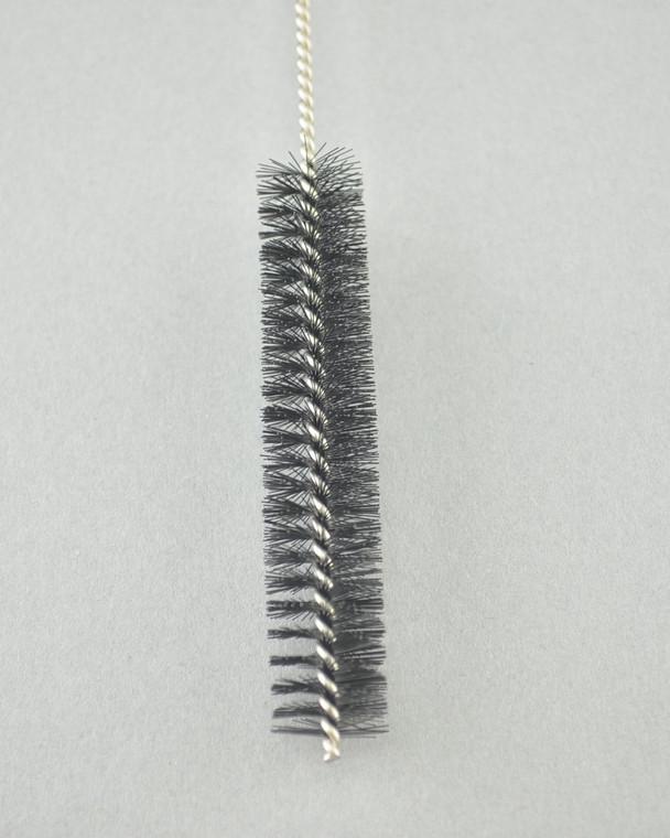 """SCRUBBERZ - Nylon Pipe Cleaning Brush with 0.5"""" Diameter Brush Head"""