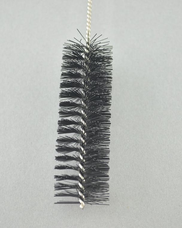 """SCRUBBERZ - Nylon Pipe Cleaning Brush with 0.75"""" Diameter Brush Head"""