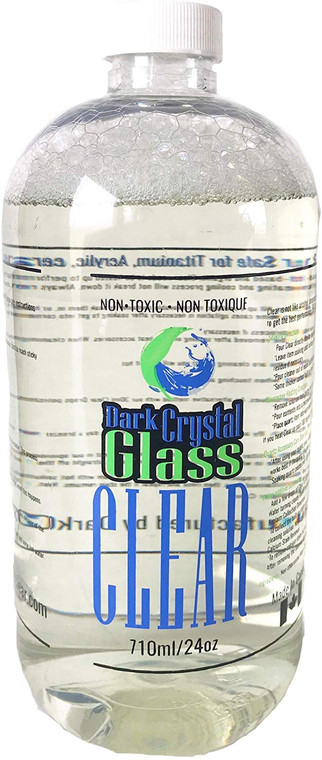 DARK CRYSTAL - Cleaning Solution for Glass, Quartz, and More! - 710ml