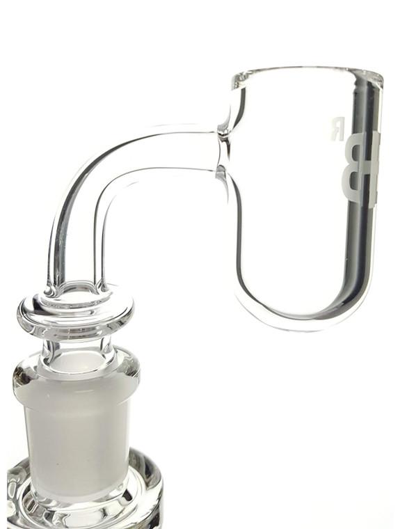HALEN - Honey Bucket Quartz Nail w/ 25mm Round Bottom Head (Pick Joint Size)
