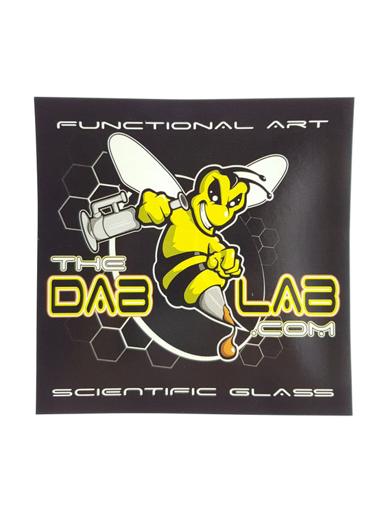 "The Dab Lab ""OG Bee"" Sticker"