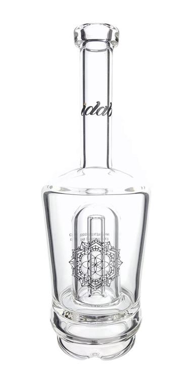 "IDAB - ""Hennessy Bottle"" Puffco Peak Bubbler Attachment"