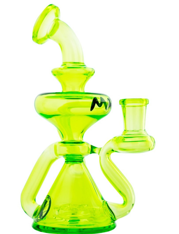 MAV - Waffle Recycler Rig w/ 14mm Female Joint - Ooze