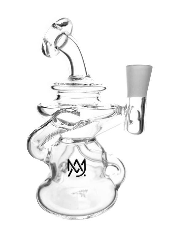 MJ ARSENAL - Hydra Mini Recycler Rig w/ Mini Quartz Banger