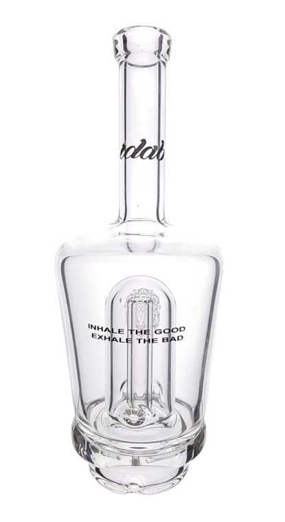 "IDAB - ""Hennessy Bottle"" Focus V Carta Bubbler Attachment"