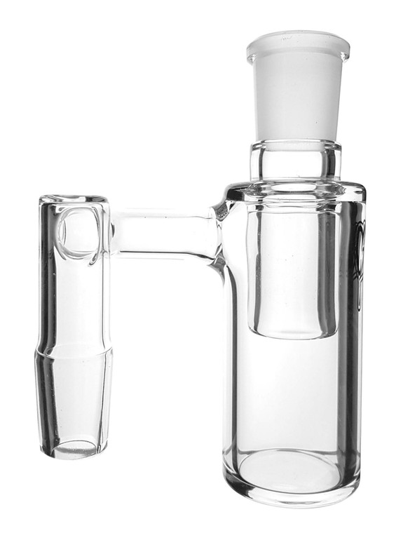 CUSTOM CREATIONS - Extended Glass Ash Catcher - 18mm to 18mm