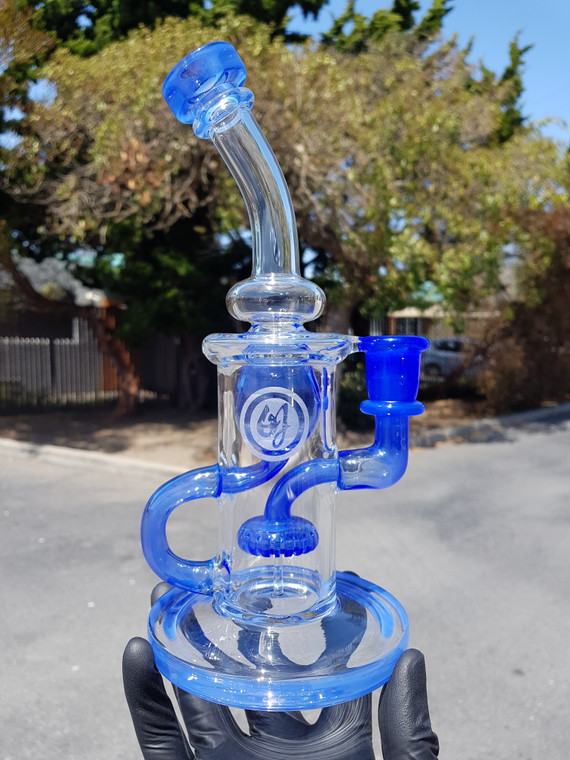 OJ - Klein Incycler Dab Rig w/ 14mm Female Joint - Sonic