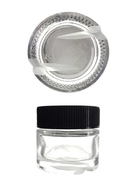 STR8 - Glass Jar Spinner Carb Cap - Tall