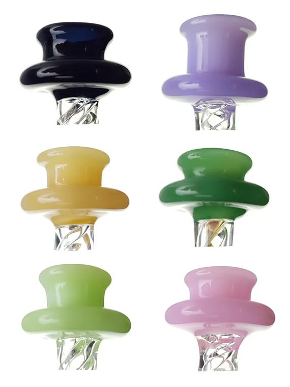 INFINITE - Mini Spinner Carb Cap for Peak / Carta / MJ Arsenal (Pick a Color)