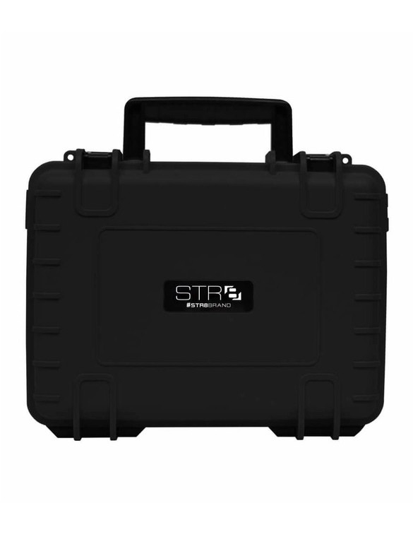 "STR8 Case - 10"" Protector Travel Hard Case (Pick a Color)"