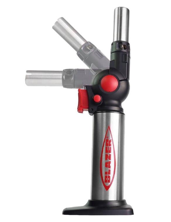 Blazer - Flexible Turbo Butane Torch (Pick a Color)