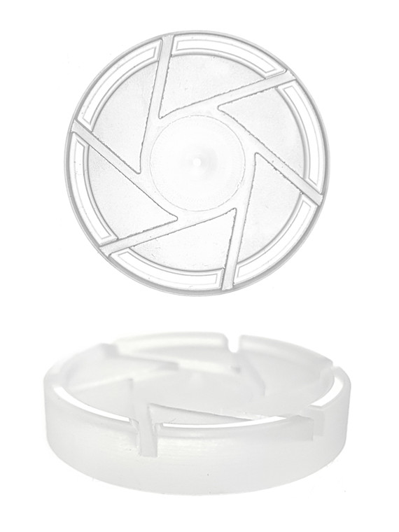 D-NAIL - 6 Point Lateral Spinner Carb Cap (Pick a Material)