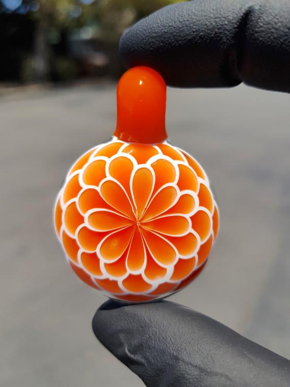 CHIBBS - Dot Stack Glass Pendant - OJ