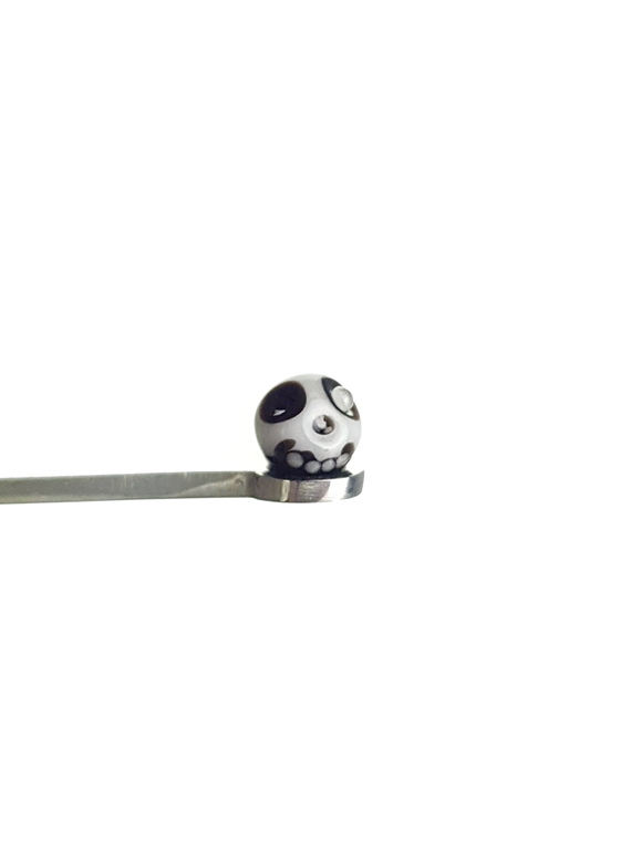 AQUARIUST - Glass Skull Terp Pearl