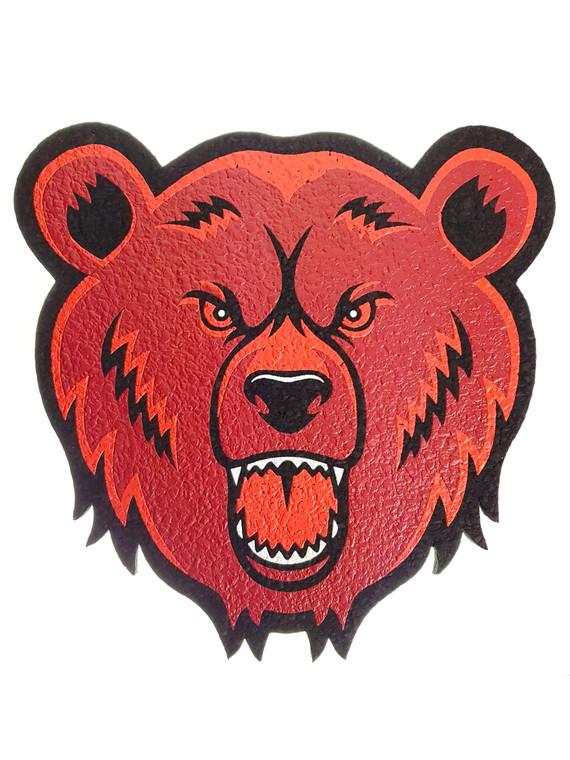 MOODMATS - Bong Pad & Dab Rig Coaster - Bear Quartz