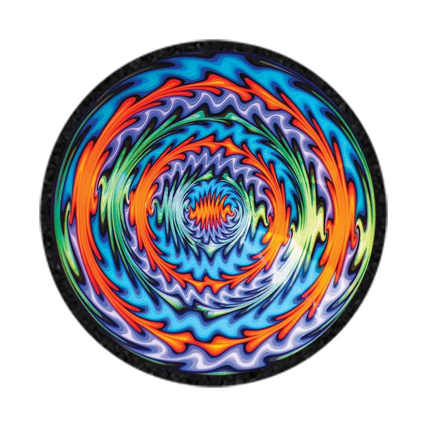 MOODMATS - Artist Series Bong Pad & Dab Rig Coaster - Jake C
