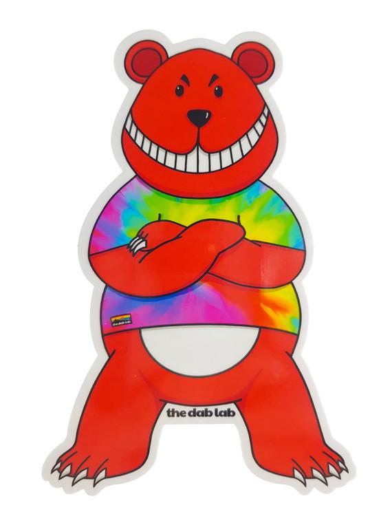 "THE DAB LAB - ""Grateful Grinner Bear"""