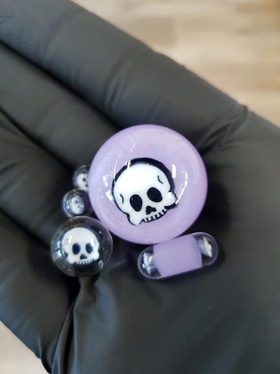 HENDY - Skull Millie Terp Slurper Accessory Set - #2