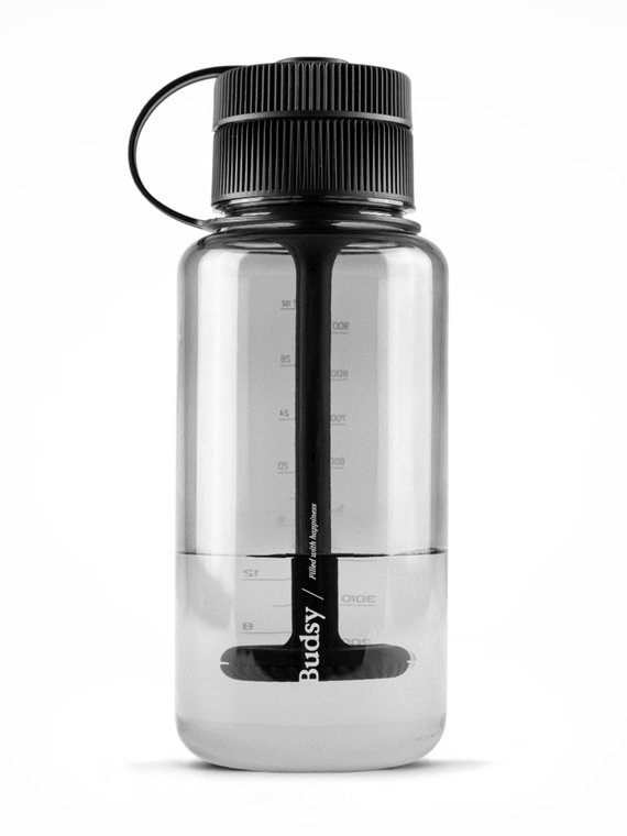 PUFFCO - Budsy Water Bottle Bubbler