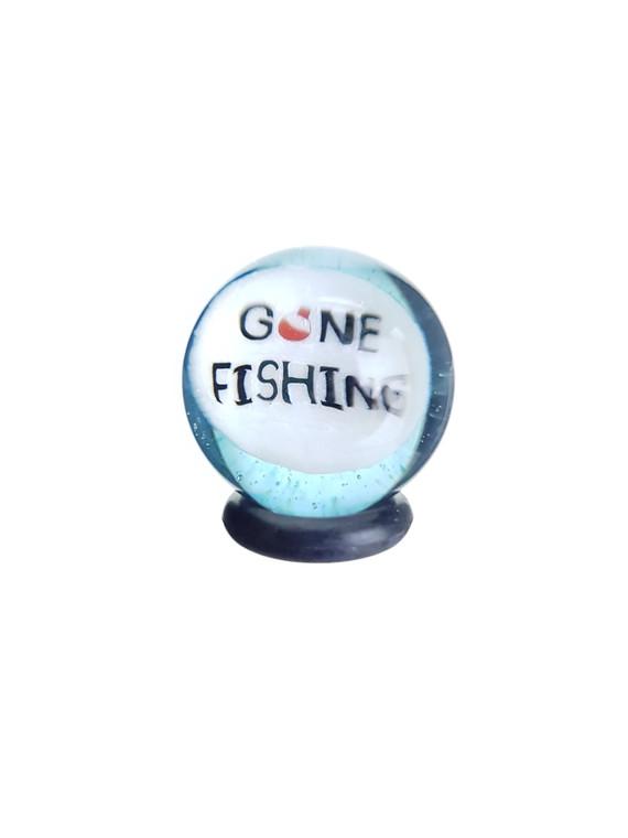 KEYS - Millie Terp Slurper Marble - Gone Fishing