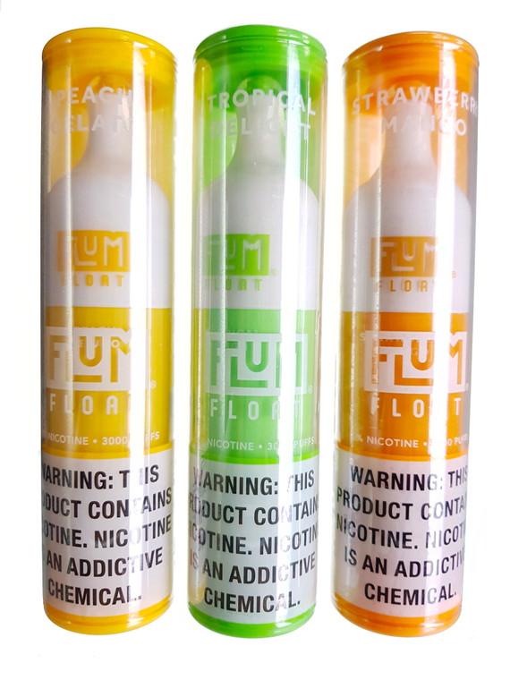 FLUM FLOAT - Disposable Vape Pen (8ml / 5%) - PICK A FLAVOR!
