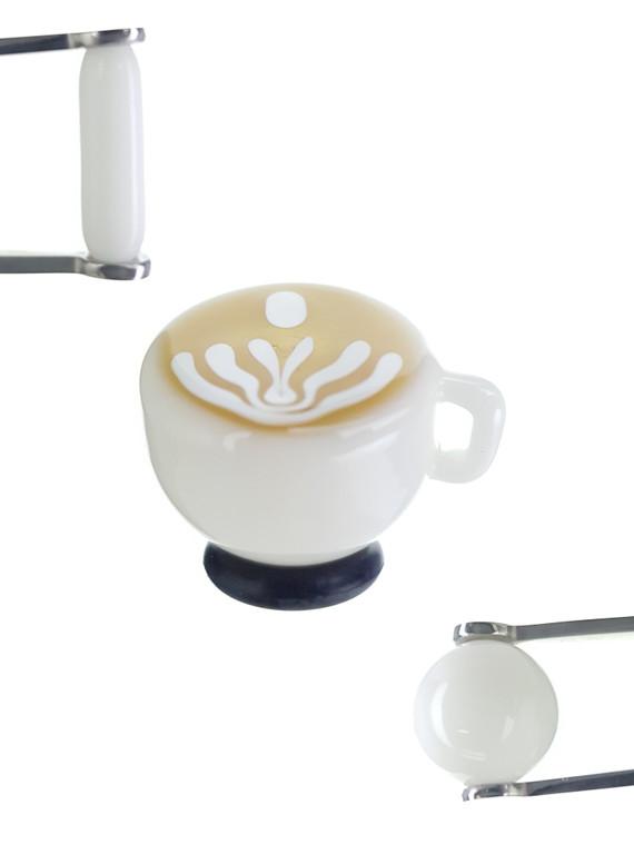 HERETIC - Latte Cup Terp Slurper Accessory Set