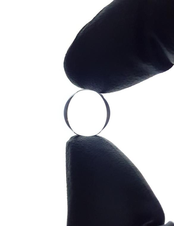 D-NAIL - Quartz Valve Marble for the Terp Slurper Banger - 12mm