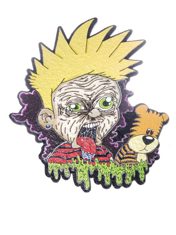 EAST COASTERS - Artist Series Bong Pad & Dab Rig Coaster - Calvin