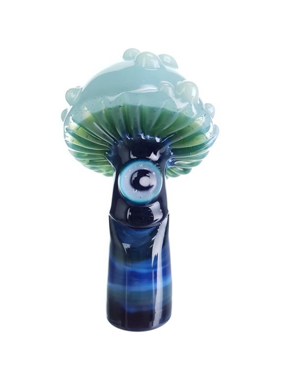 MONGREL - Glass Mushroom Buddy Pendant - #15