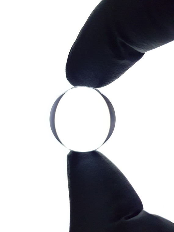QUARTZ TECH - Glass Marble Top (for Terp Slurper / Blender / Auto Spinner Bangers)