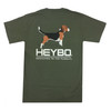 Heybo Outdoors Beagle Short Sleeve T-shirt
