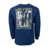 Heybo Outdoors Doc Long Sleeve T-shirt