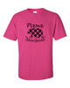 Trenz Shirt Company Mother's Day Women's Buffalo Gingham Plaid Mama Bear Unisex Fit Short Sleeve T-Shirt