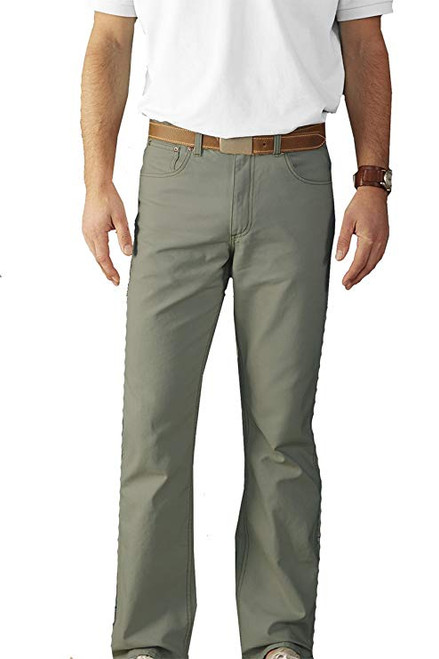 Coastal Cotton 5 Pocket Canvas Pants