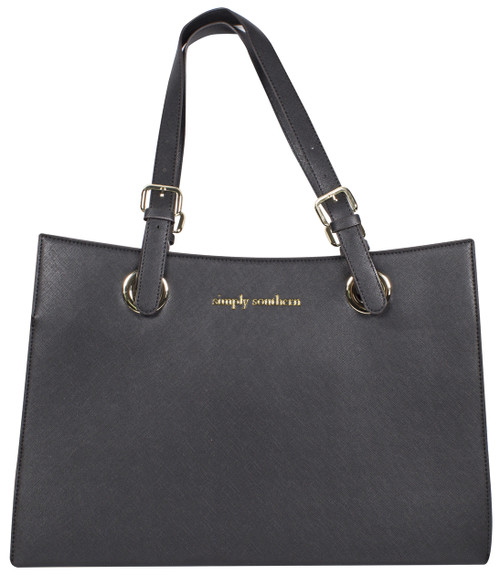 Simply Southern Collection Faux Leather Purse