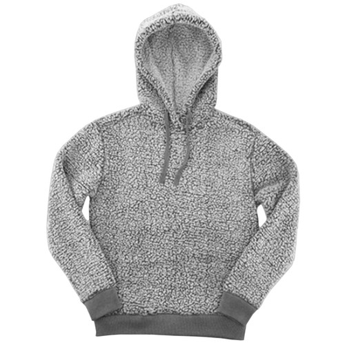Boxercraft Adult Sherpa Pullover Hoodie