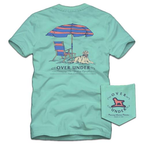 Over Under Clothing Dog Days Short Sleeve Pocket T-shirt