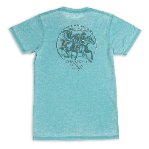Southern Marsh Finish Line Short Sleeve T-Shirt