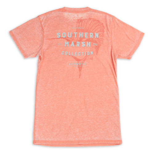 Southern Marsh Sailfish Pocket Short Sleeve T-Shirt