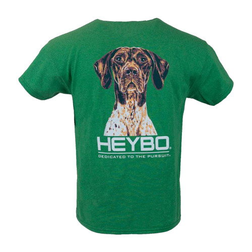 Heybo Outdoors German Shorthaired Pointer Short Sleeve T-shirt