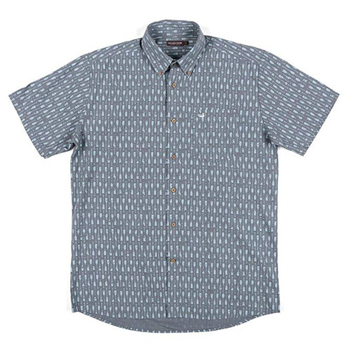 Southern Marsh The Astor Shirt, Paddles-