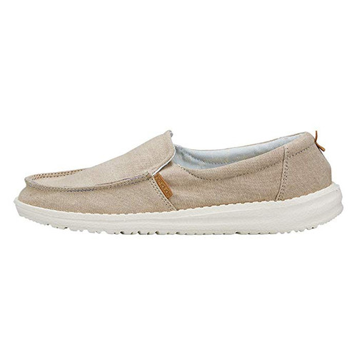 Hey Dude Women's Misty Chambray Beige