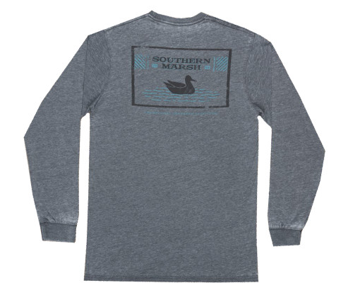 Southern Marsh SEAWASH™ Pond Long Sleeve Tee