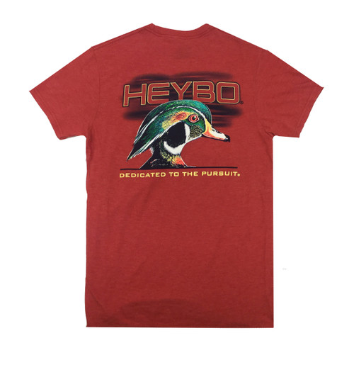 Heybo Outdoors Squealer Tri-Blend Short Sleeve T-shirt
