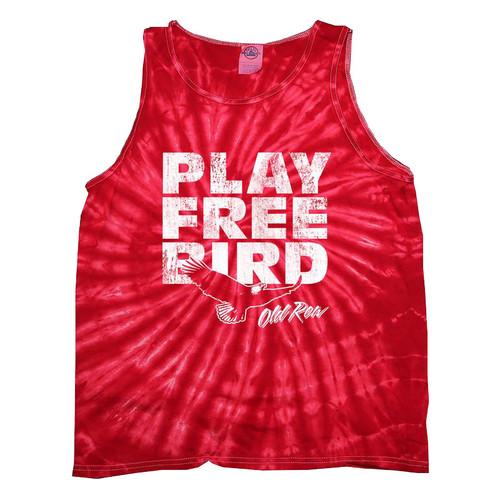 Old Row Play Free Bird Tank Top